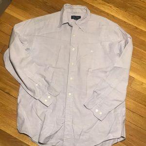 Brooks Brother's Men's Button Up Shirt